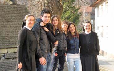 Talijanski službenici u BiH-a posjetili Malu školu u Varešu