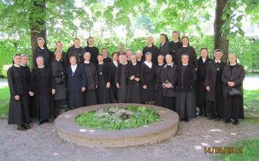 Godišnji susret sestara u Bavarskoj