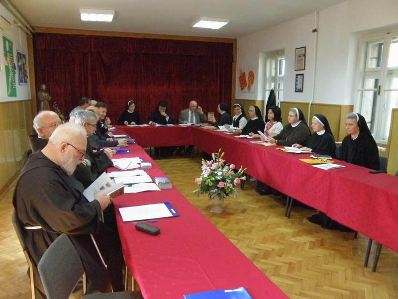 Održana sjednica Vijeća franjevačkih zajednica