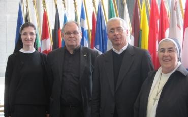 Sjednica vijeća UCESM u Bruxellesu
