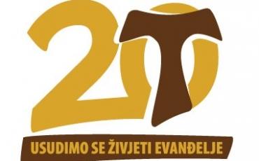 Proslava 20. obljetnice Franjevačke mladeži u BiH