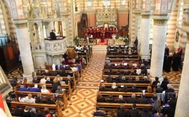 XVI. susret liturgijskih zborova Vrhbosanske nadbiskupije