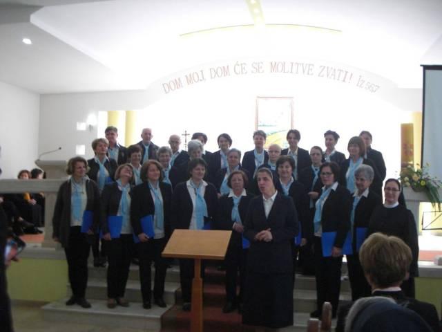 Susret župnih zborova iz župa Banjolučke biskupije