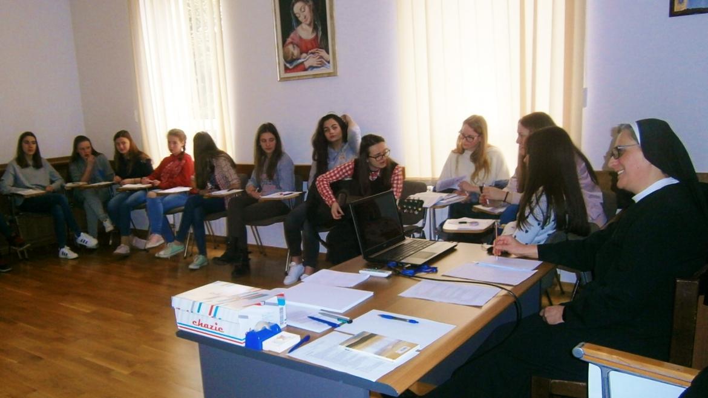 Seminar za djevojke