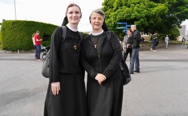 Hrvati iz Dublina na hodočašću u Knock