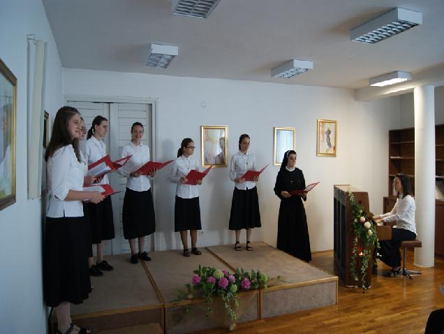 Kloštar Ivanić: Novicijatski godišnji koncert