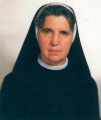 Preminula naša s. M. Veronika (Ružica) Barba