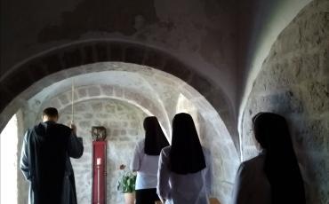 Međuprovincijska obnova za sestre jubilantkinje