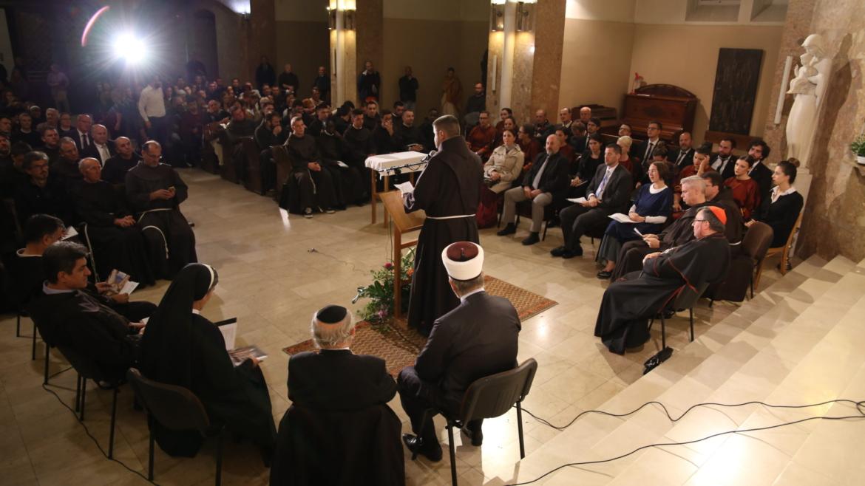 """Održan međureligijski susret """"Duh Asiza"""""""