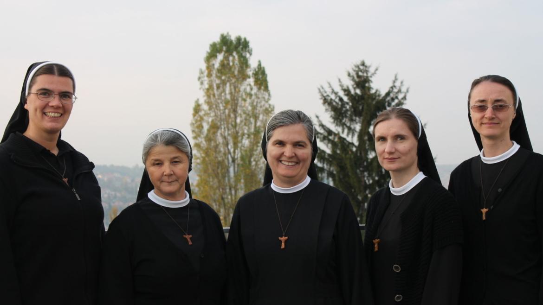 Primanje misijskog križa