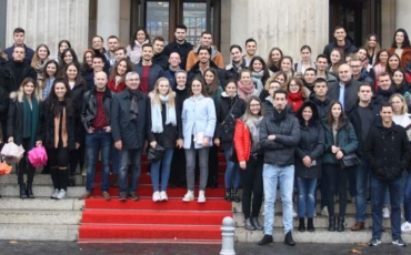 Održan sedmi susret hrvatskih studenta iz Njemačke
