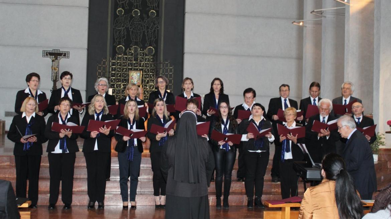 Smotra crkvenih zborova hrvatskih katoličkih misija i zajednica u Njemačkoj