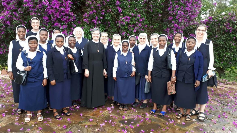 Posjet sestrama u Kongu