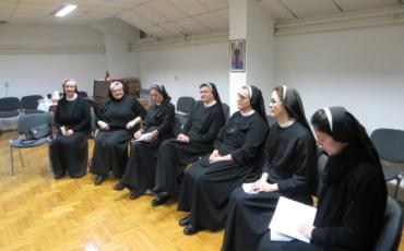 Susret naših sestara katehistica u Zagrebu