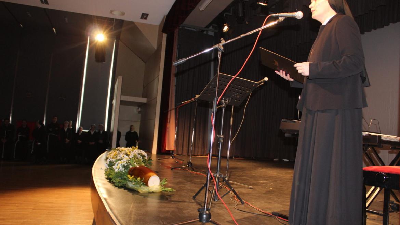 Pozdrav provincijske predstojnice na obilježavanju obljetnice Družbe