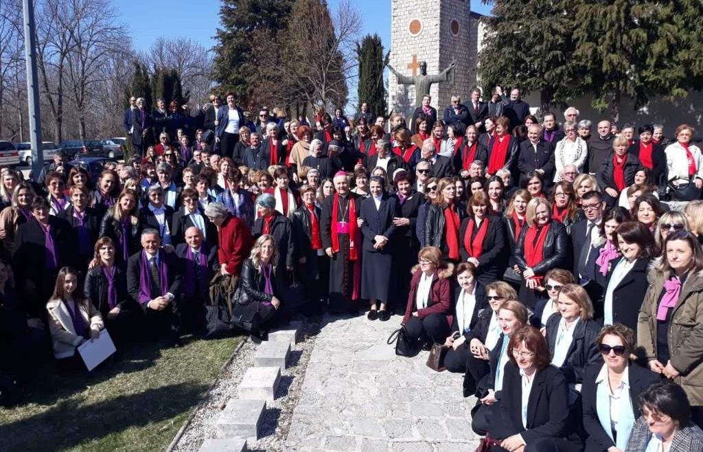 Susret crkvenih zborova Banjolučke biskupije