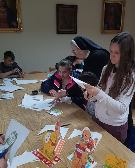 Duhovna obnova za učenike od četvrtog do osmog razreda