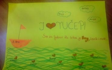 Tučepi: Ljetni kamp za djevojke