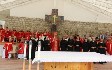 Proslava spomendana mučeništva sv. Ivana Kristitelja i obljetnicâ u Podmilačju