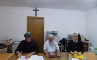 Novo vodstvo Konferencije viših redovničkih poglavara i poglavarica BiH
