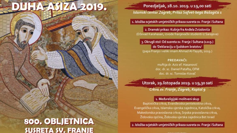 Zagreb: Dani Duha Asiza