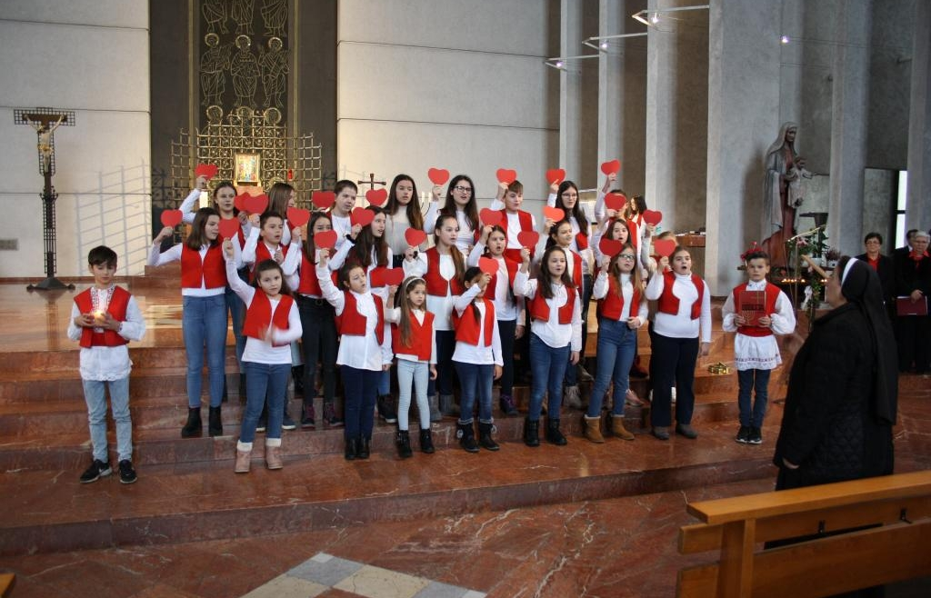 Mainz: Četrdeset godina organiziranog zbornog pjevanja