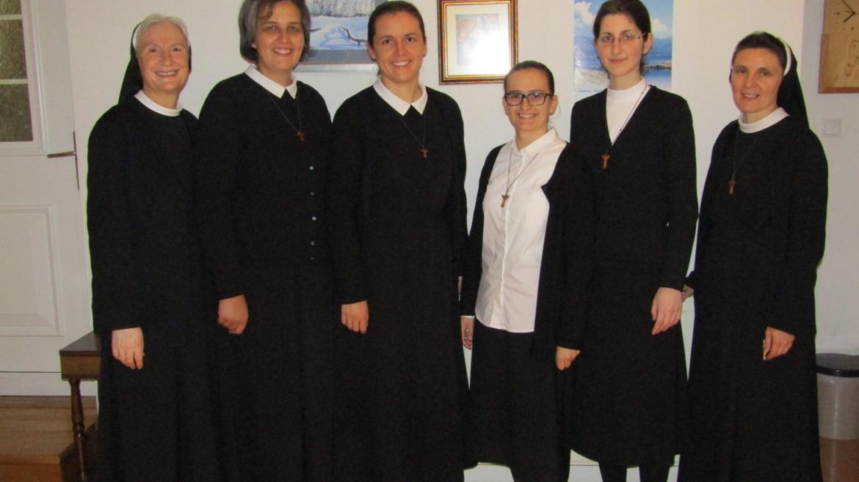 Međuprovincijski seminar za postulantice i novakinje