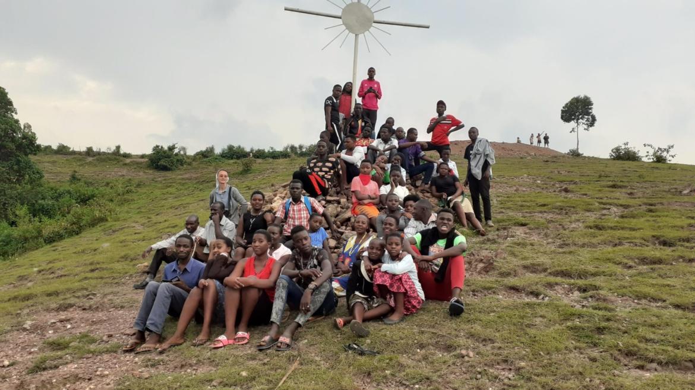 Susret Franjevačke mladeži nadbiskupije Mbarara u Ugandi