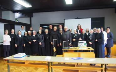 Split: Održan seminar za zborovođe Zlatne harfe