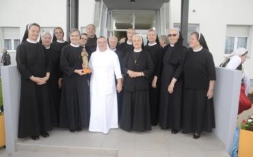 Blagoslov Doma za starije i nemoćne osobe Majka Terezija u Gornjoj Tramošnici