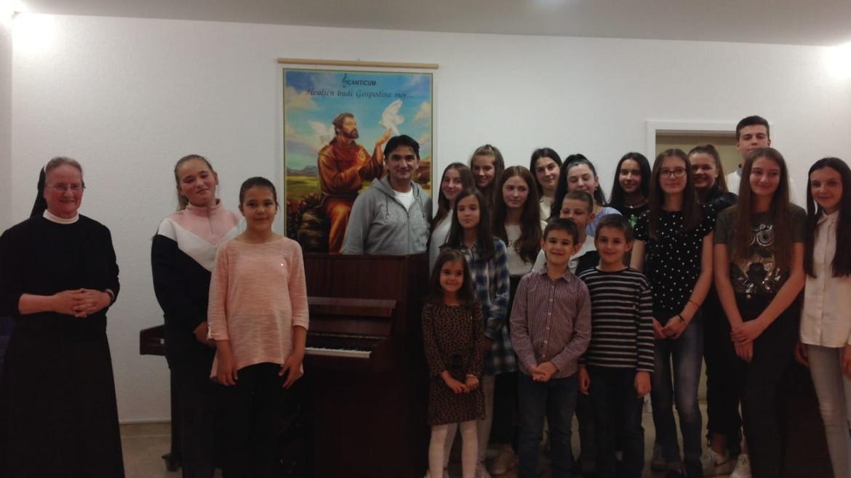 Završni koncert glazbene radionice Canticum