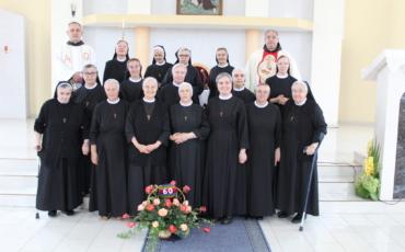 60. obljetnica redovničkog života