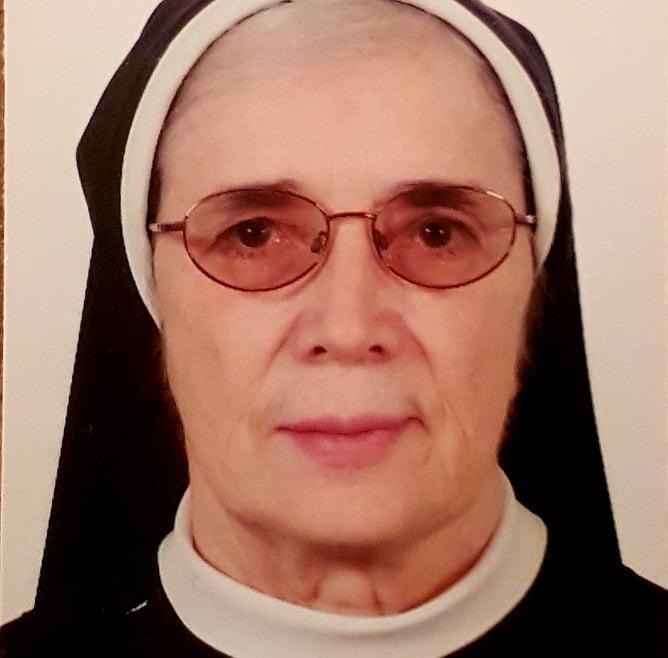 Preminula s. Alma (Anka) Bernatović