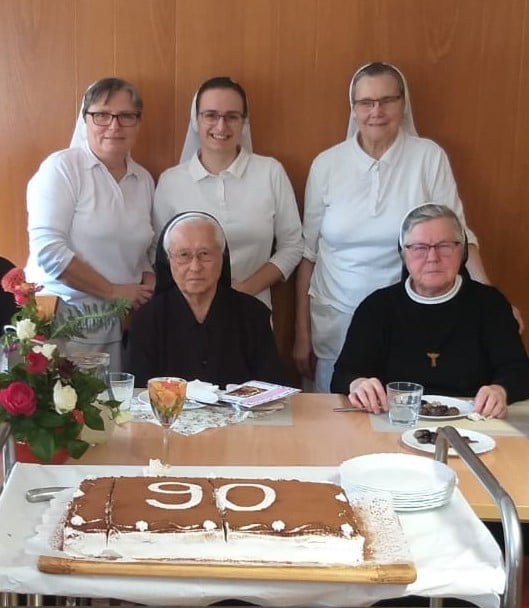 90. rođendan s. Antonije Rehlicki