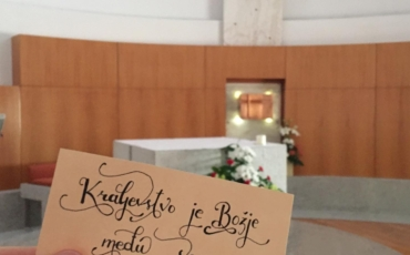 Čestitka Provincijske Predstojnice povodom svetkovine Krista Kralja