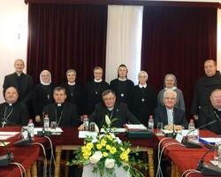 Susret biskupa Biskupske konferencije BiH s članovima Konferencije viših redovničkih poglavara i poglavarica BiH