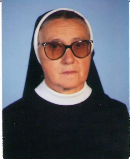 Preminula s. Štefanija (Milka) Cindrić
