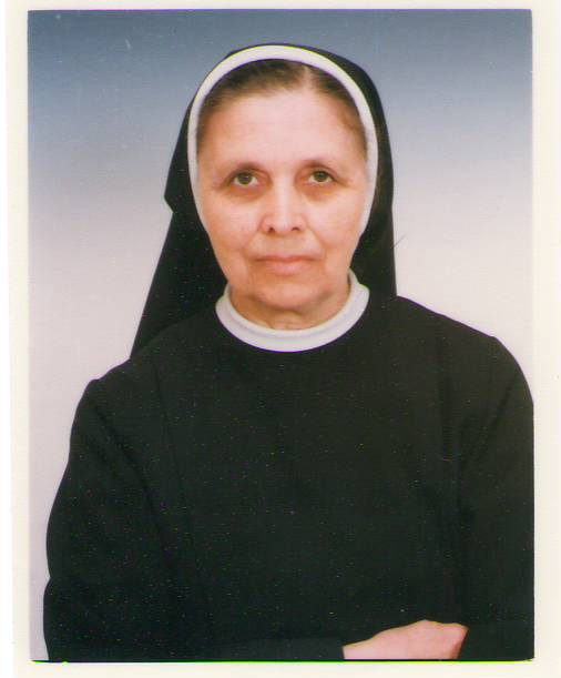 Preminula s. Jacinta (Slavka) Marijan