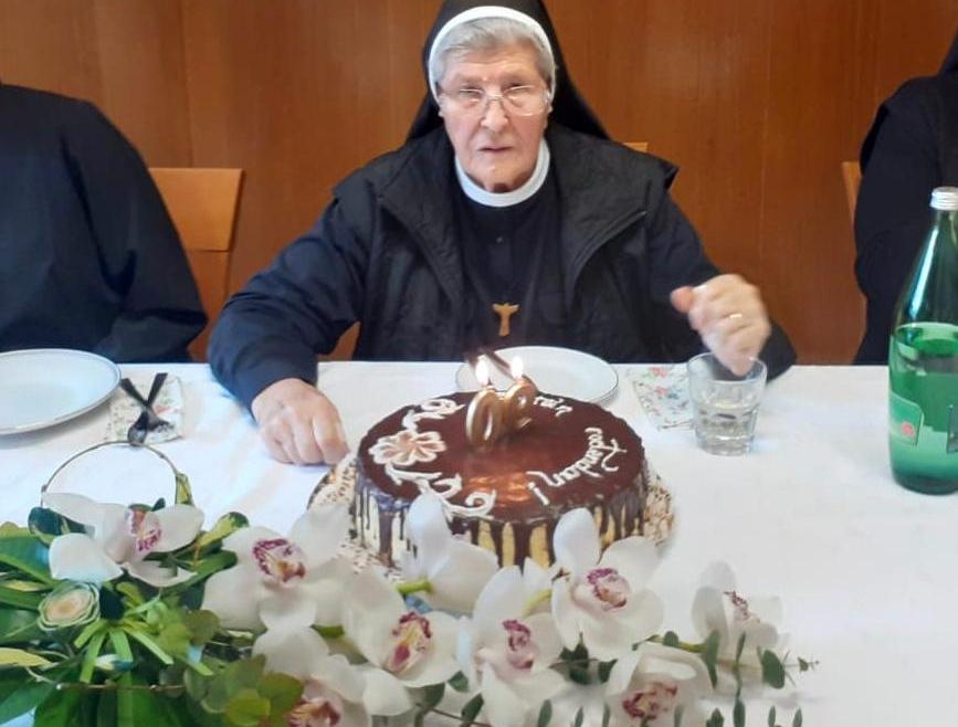 Devedeseti rođendan s. Bernardice Sučić