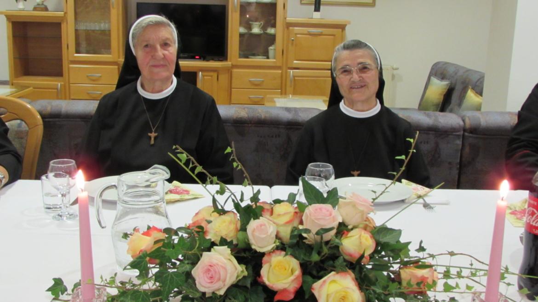 Proslava 60. obljetnice redovničkog života