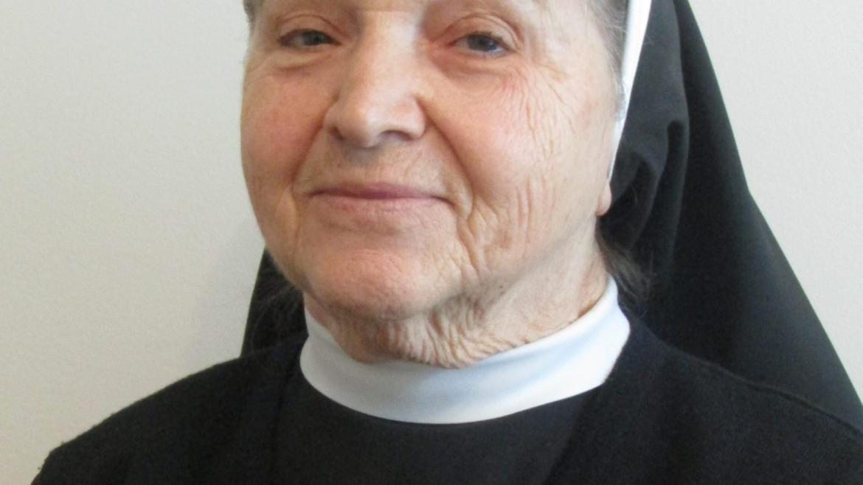 Preminula s. M. Roza (Ana) Jozić