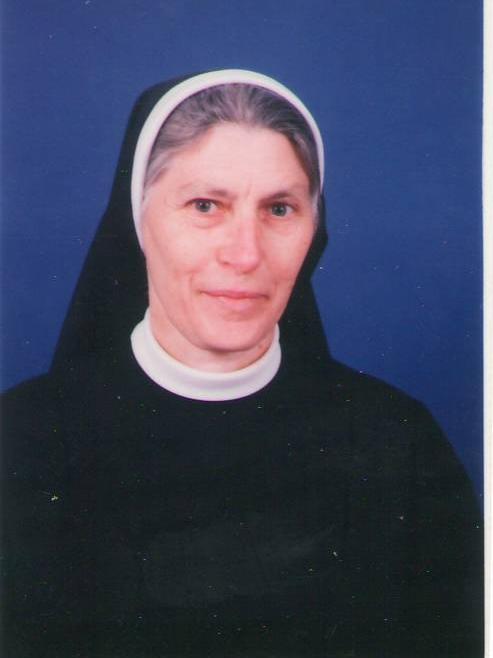 Preminula s. Helena (Lucija) Karalić