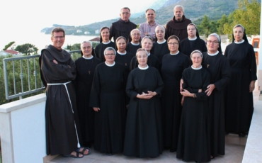 Tučepi: Slavlje 50. obljetnice redovničkog života sestara